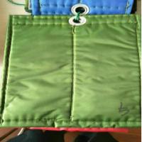 绿色棉门帘样品