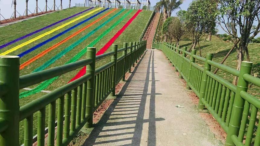 仿竹护栏定制