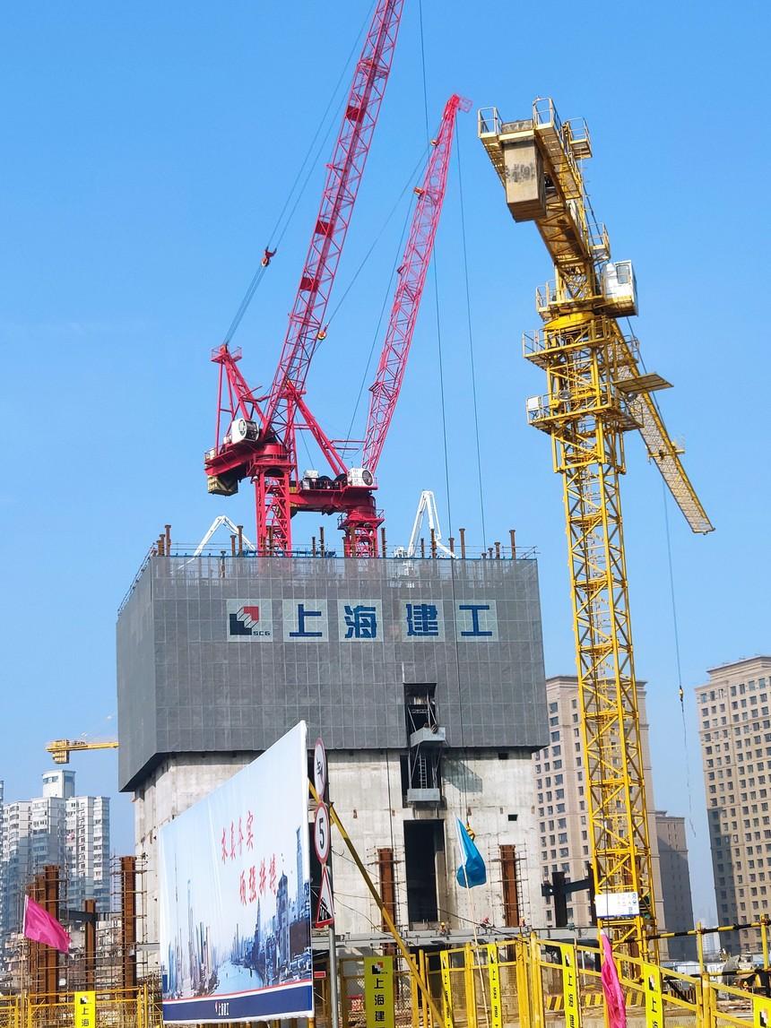 HG17A-3Z布料机-上海建工-董家渡金融城项目-上海1.jpg