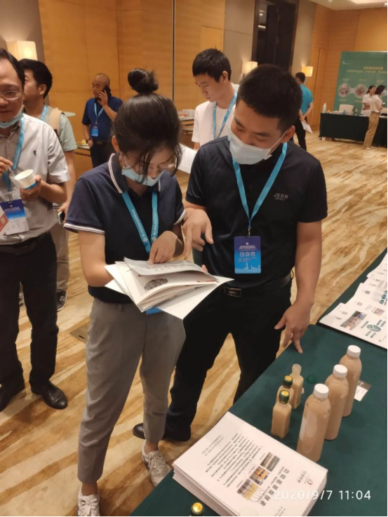 9月7日百德生物同时亮相上海食品科技创新会,成都太阳鸟营养与创新会1451.png