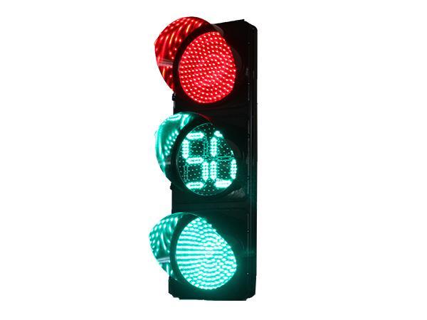 交通信号灯杆 黄闪灯 交通标志杆 红绿灯厂家