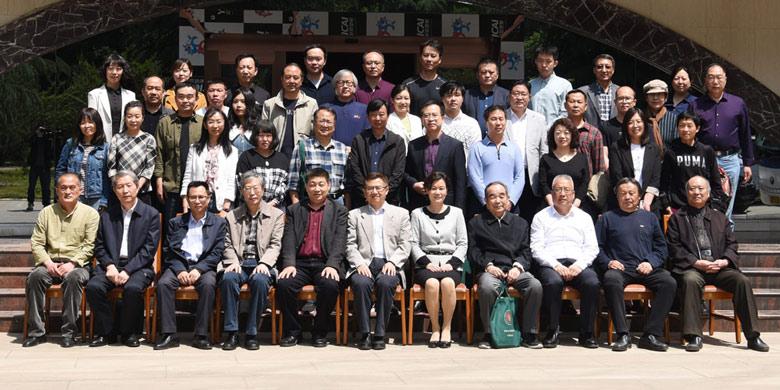 省作協舉辦河北文學院成立30周年座談會暨第十五屆合同制作家簽約式
