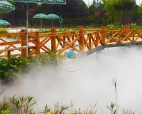 花卉灌溉常用的微喷和人造雾系统