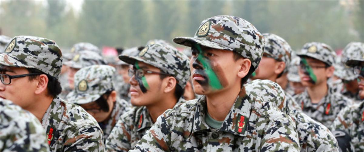 北京顺义军训基地