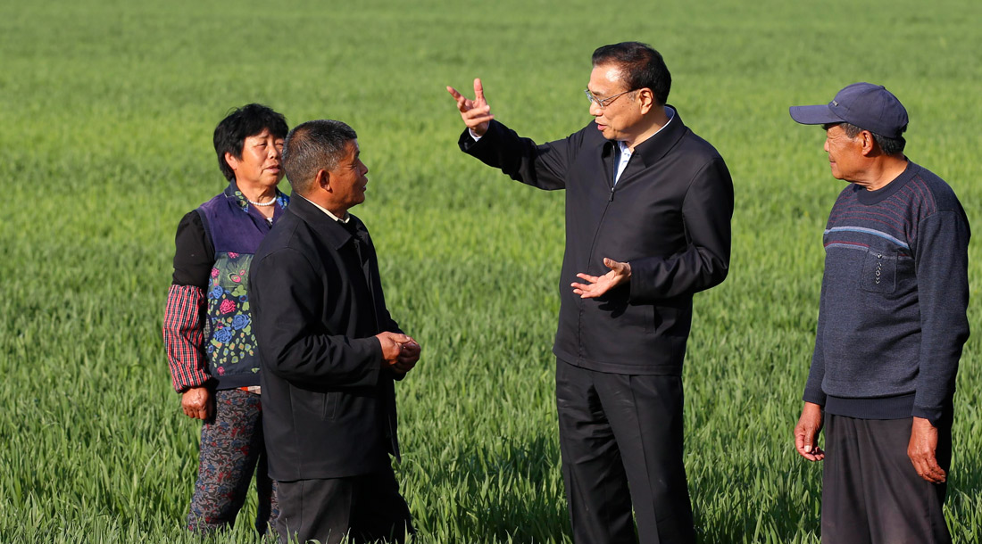 李克强对全国春季农业生产工作电视电话会议作出重要批示