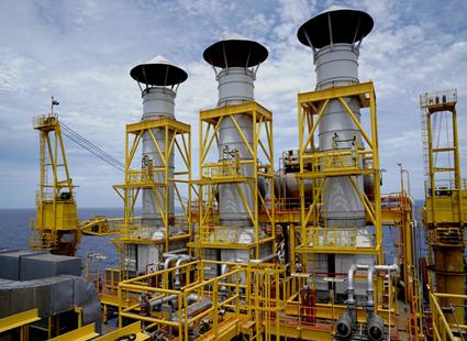 """""""深海一号""""能源站6月底投产 每年将稳定供气30亿立方米"""