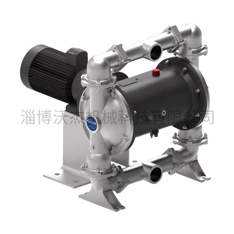 金属电动隔膜泵