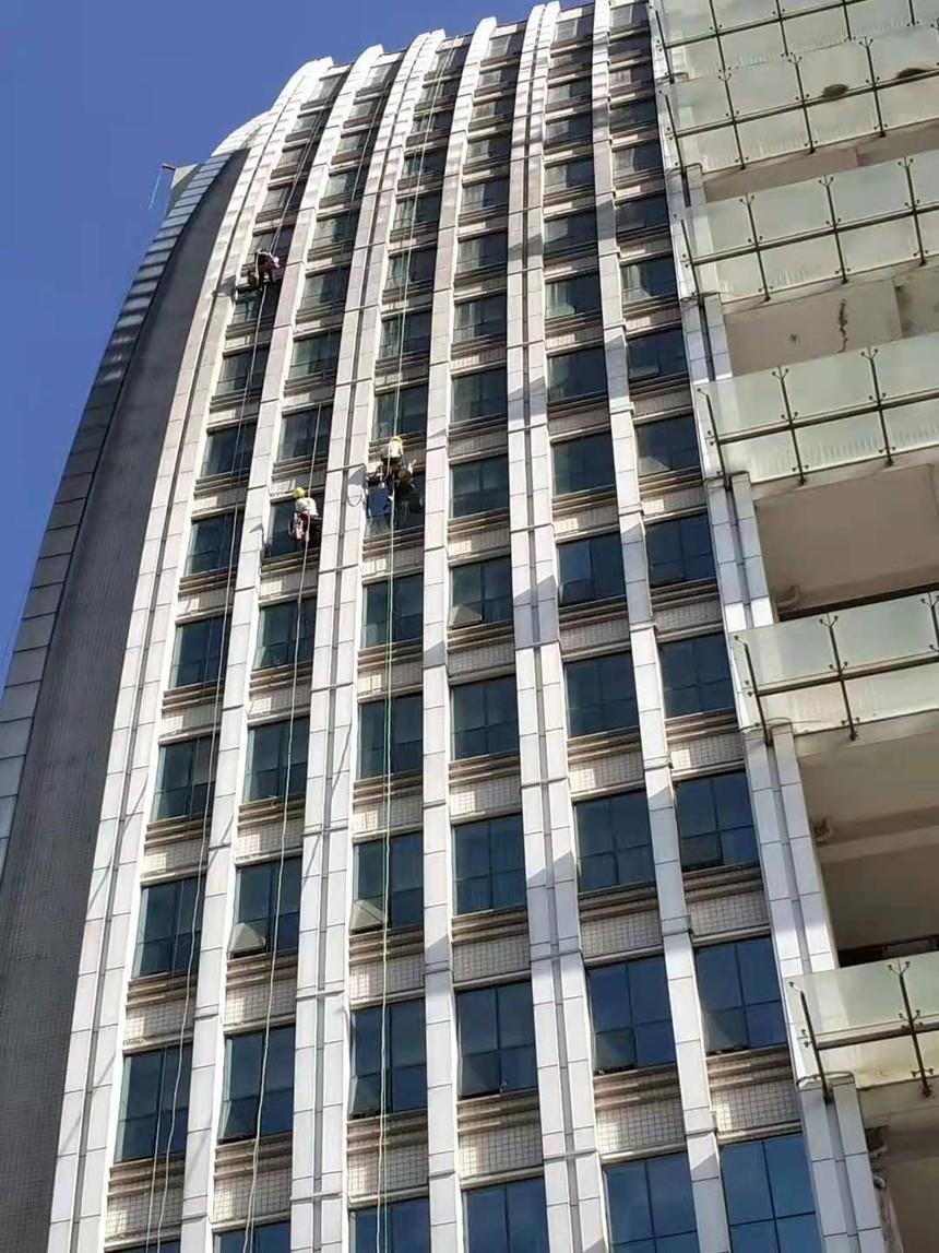 郑州市环保局外墙清洗粉刷翻新5.jpg