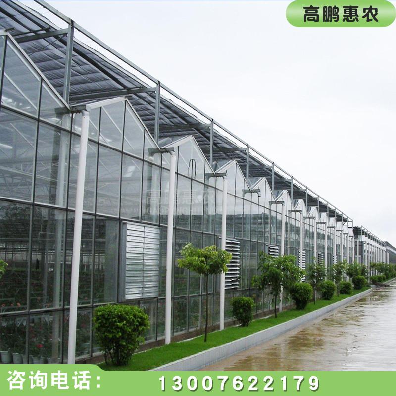 苏州智能温室大棚建设解决方案展示