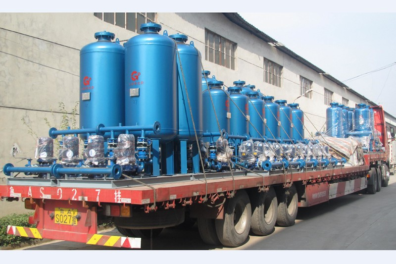 济南变频供水机组