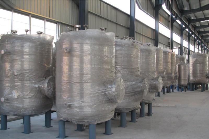 济南不锈钢储罐厂家