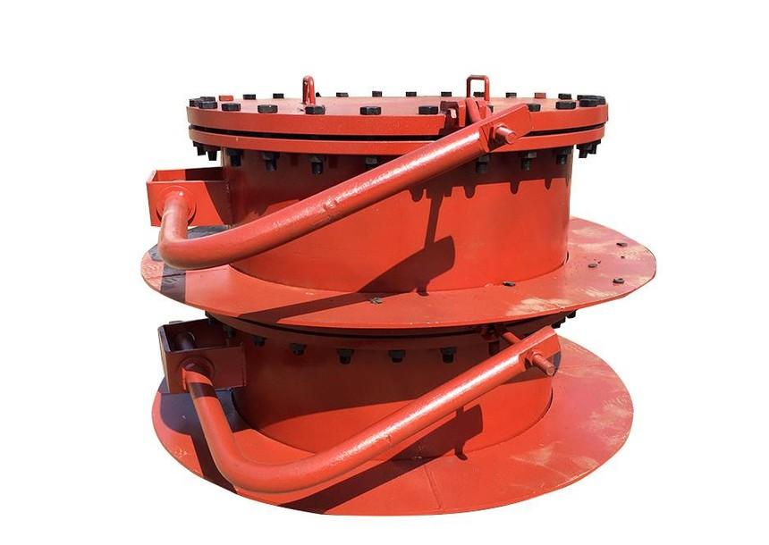 高压锅炉人孔装置
