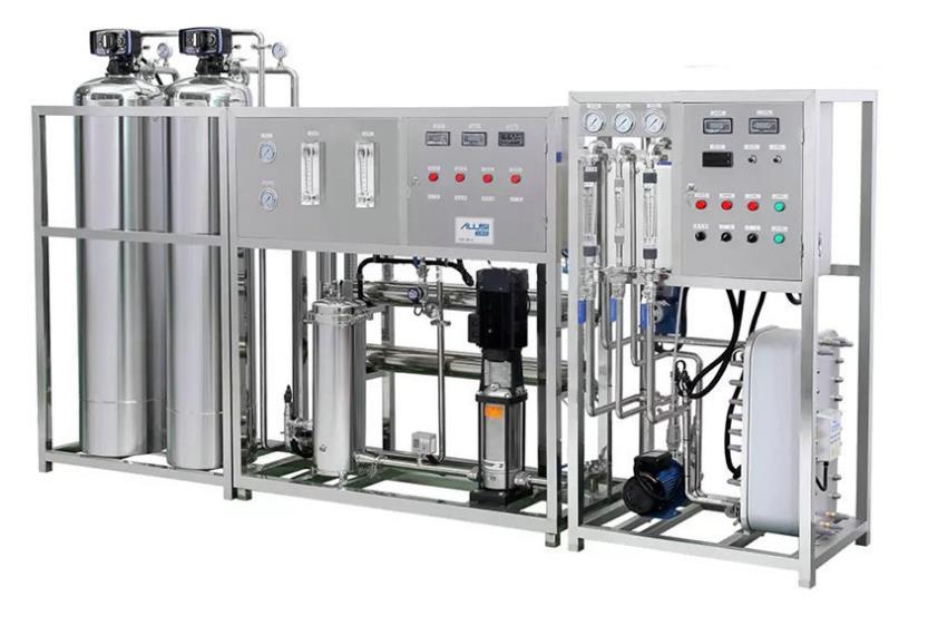 全自动ro反渗透纯净水设备工业软化水过滤器