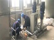 渗滤液回喷系统
