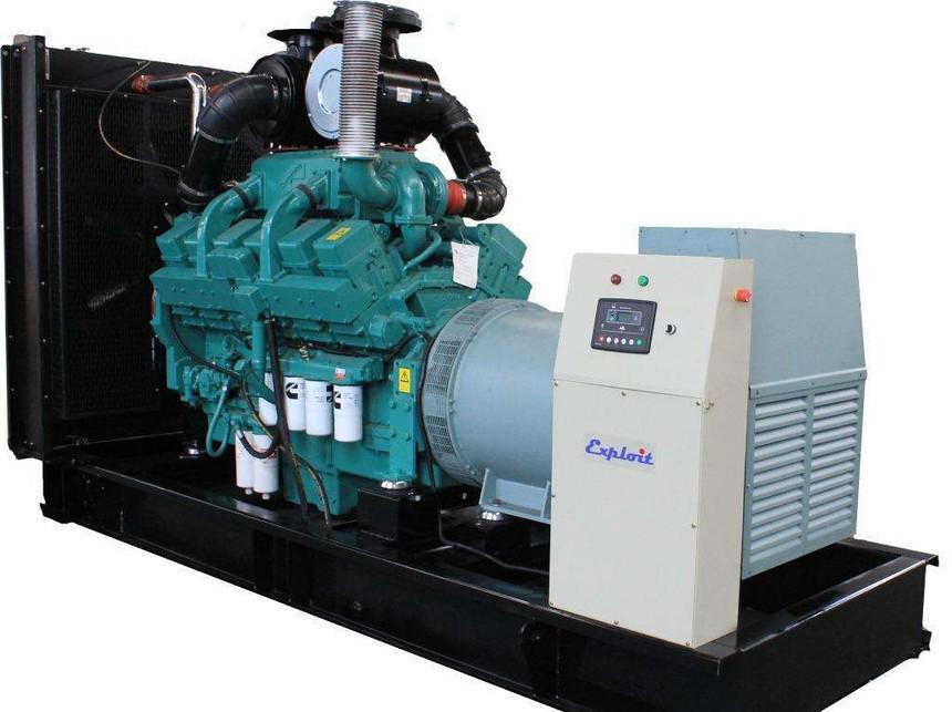 800KW柴油发电机,江西赣州800KW柴油发电机,江西柴油发电机组厂家