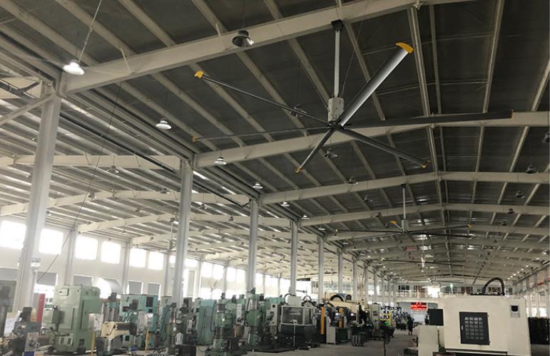 厂房工业大吊扇