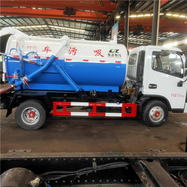 罐式污泥运输车