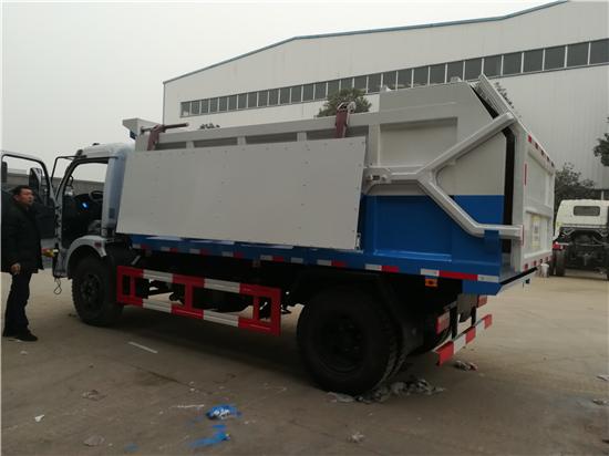 10吨污自卸输车