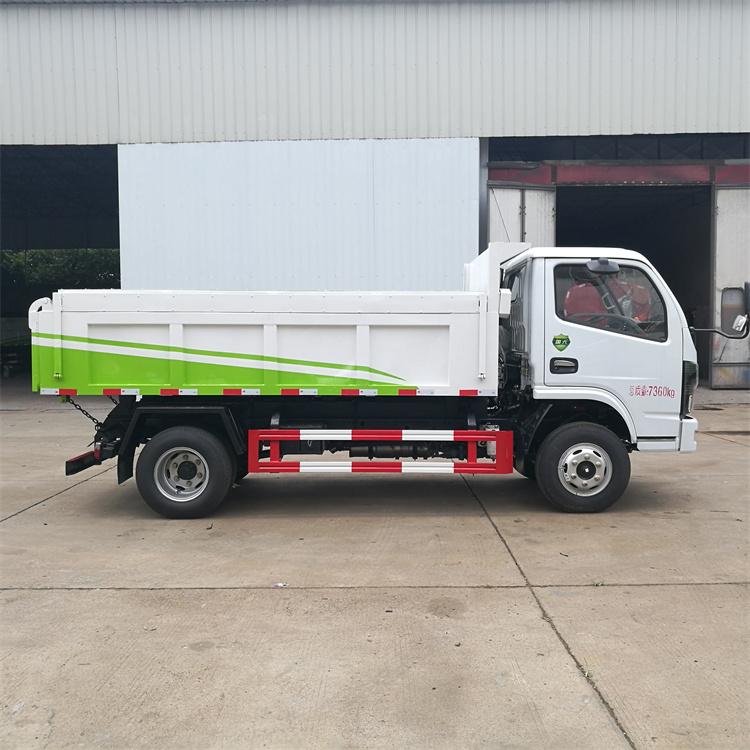 污泥粪便运输车_用来运输含水污泥的新车型
