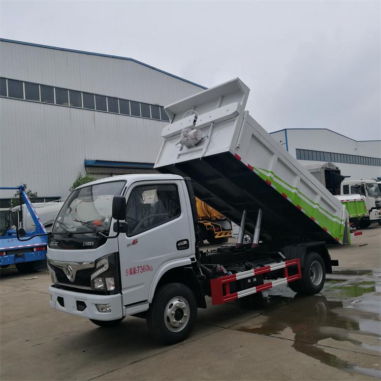 污泥粪便清运车自来水净化中心来处理含水污泥的新车型