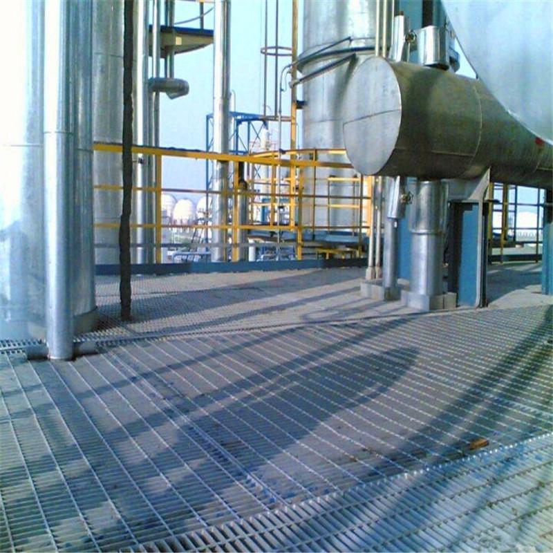 钢格栅板在钢结构的安装介绍帅金公司.jpg