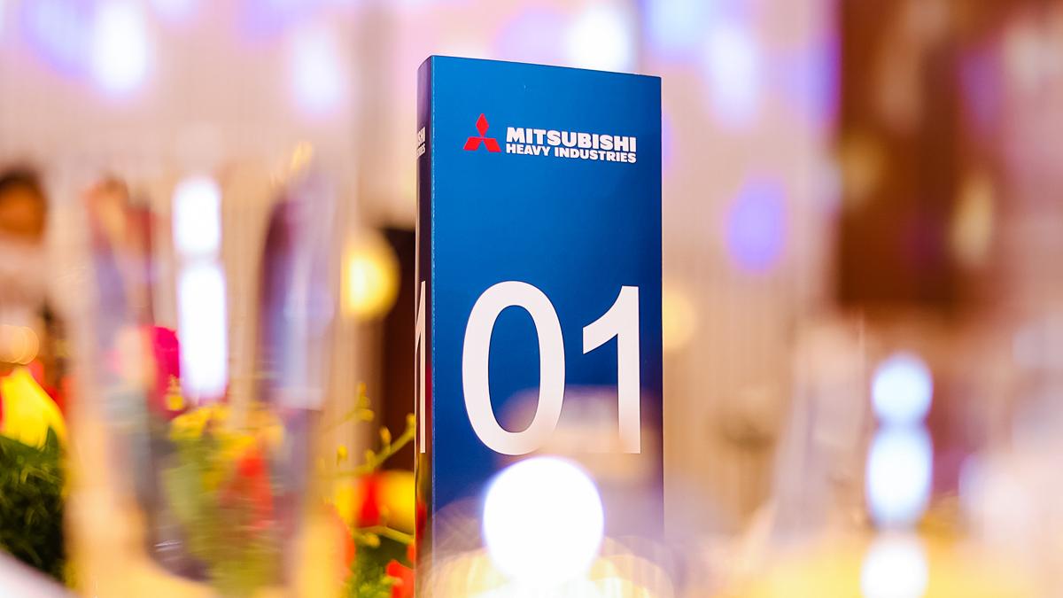 照片直播案例:信念·成就强大丨2021三菱重工空调系统工程合作伙伴大会暨颁奖晚宴