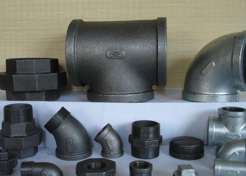 玛钢管件为什么都要做防锈处理?