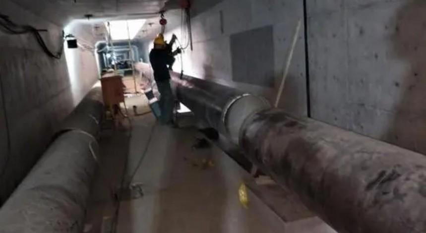 室外地下埋设进水管道漏水原因分析