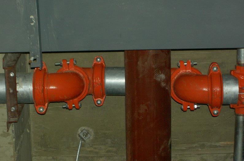 安装沟槽管件应谨慎问题说明