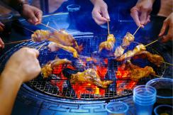 有机生态食材野炊烧烤