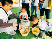 手工石磨豆浆 -体验食物制作过程