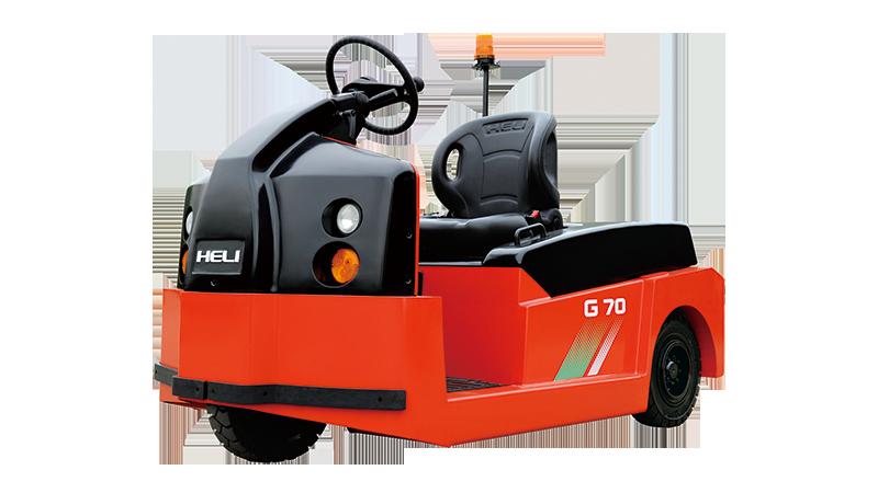 G2系列2-7噸電動牽引車