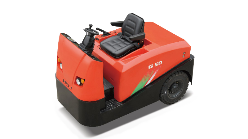 G系列5-6噸電轉向交流電動牽引車