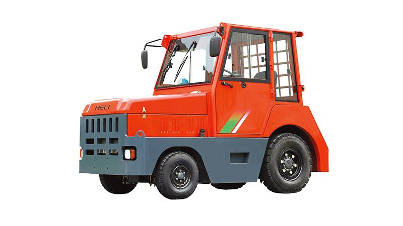 G系列3-3.5噸內燃牽引車
