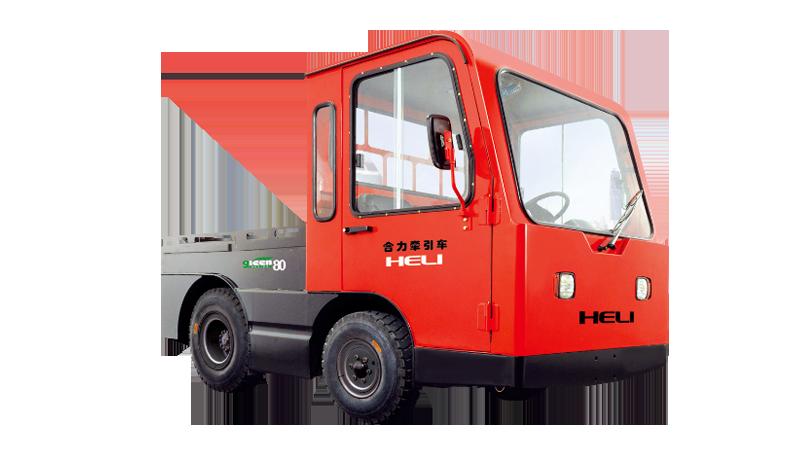 G系列8-25噸交流電動牽引車