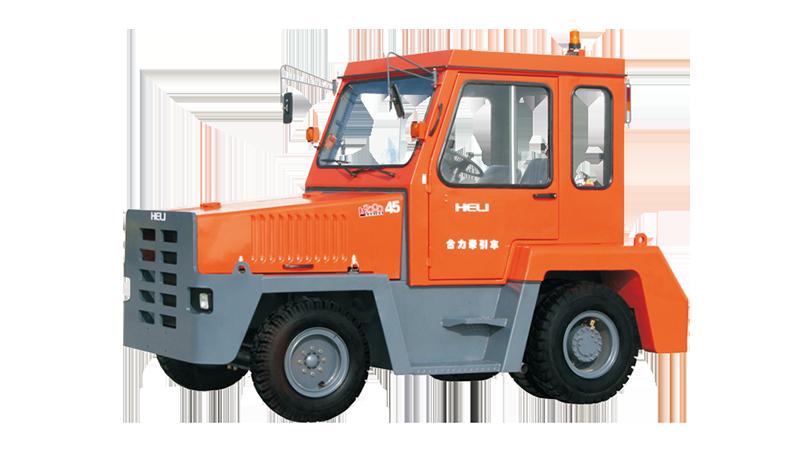 H系列3.5-5噸內燃牽引車