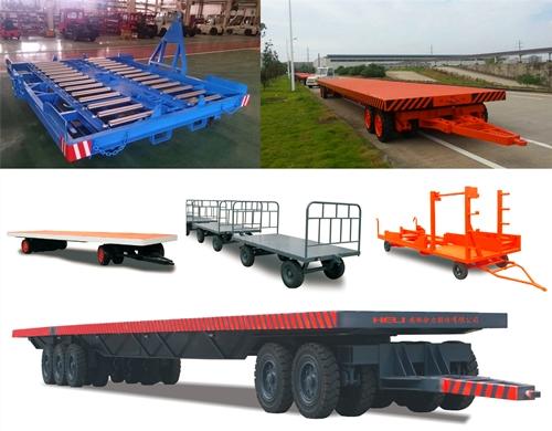 1-80噸平板拖車
