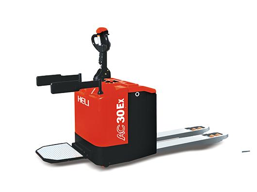 2-3噸防爆蓄電池托盤搬運車