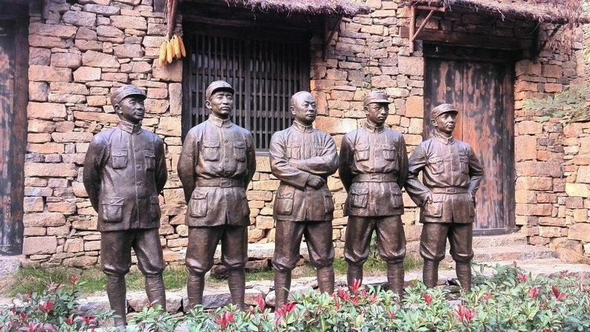 八路军115师暨山东军区司令部旧址