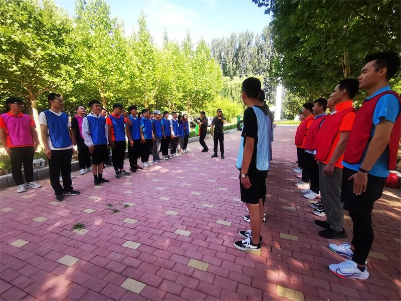 团队建设活动-淄博长青管理咨询有限公司