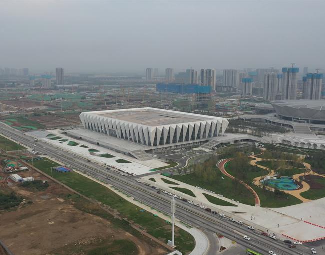 奥体中心周边核心区域市政工程.jpg