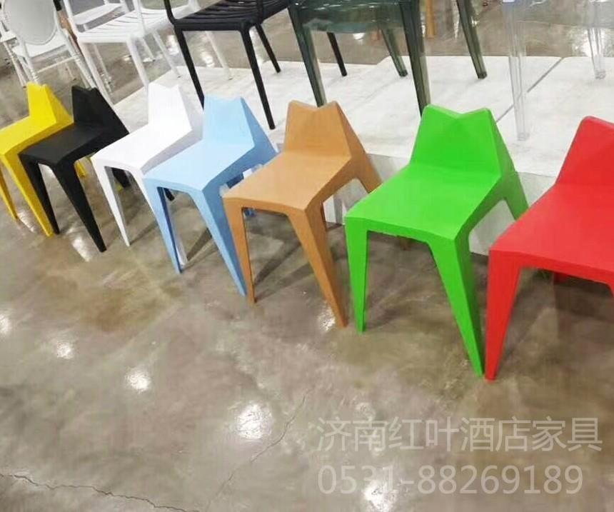 塑料休閑椅