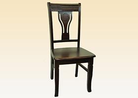 黑色榆木桌椅