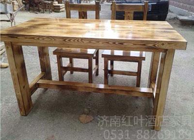 榆木桌定制