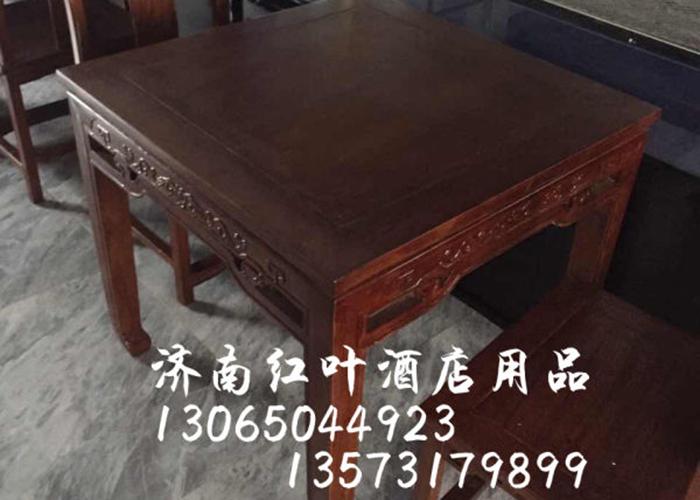 濟南榆木桌椅