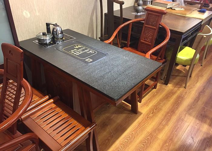 濟南中式實木茶桌
