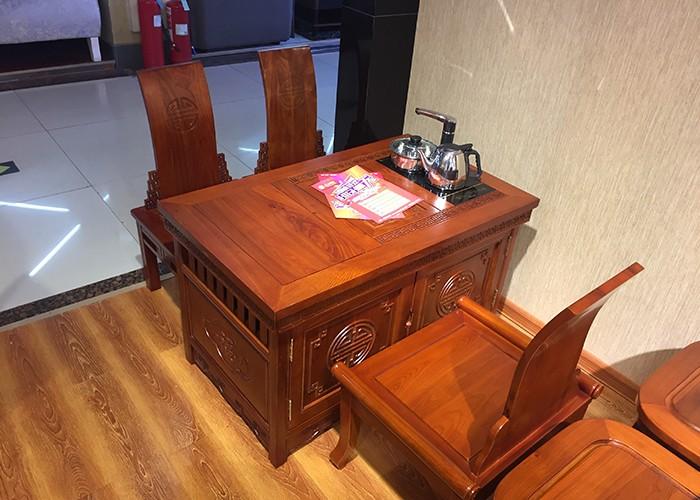 濟南辦公室泡茶桌椅