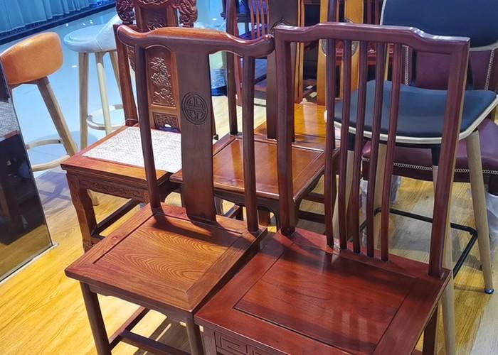 濟南現代餐椅
