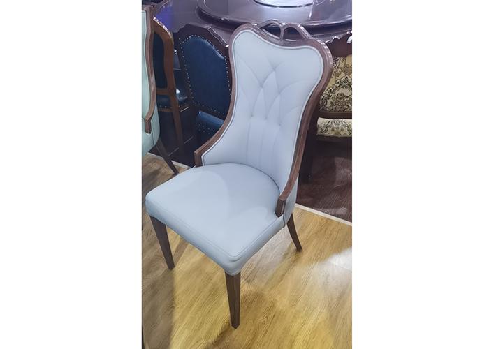 濟南歐式軟包餐椅