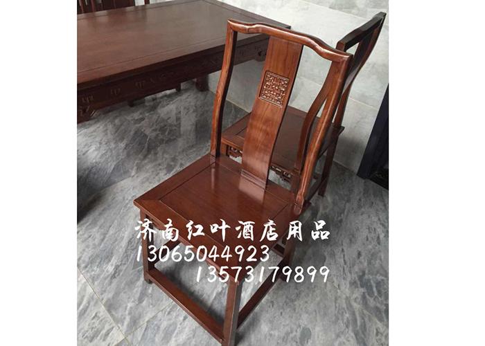 濟南簡約實木餐椅